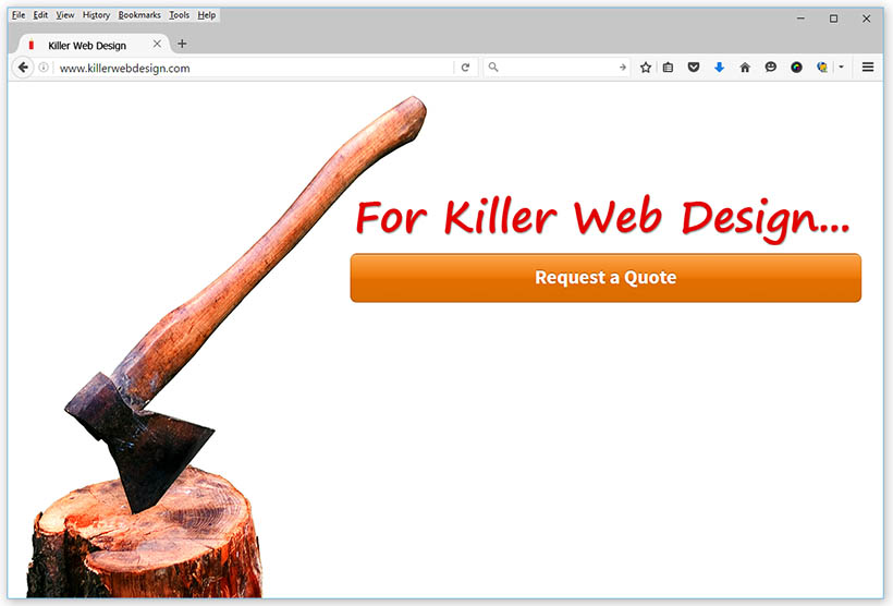 Killer Web Design